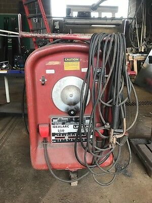 Lincoln Arc Welder, Rockwell Drill Press, Peerless Hacksaw And Metal Brake