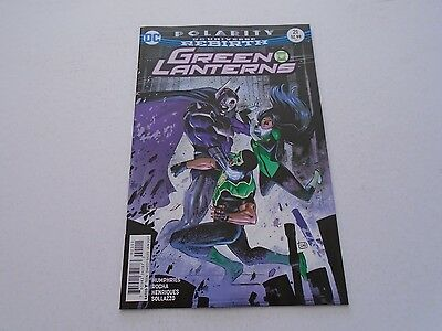 Green Lanterns 21 (DC Comics) Jun 2017 DC UNIVERSE REBIRTH