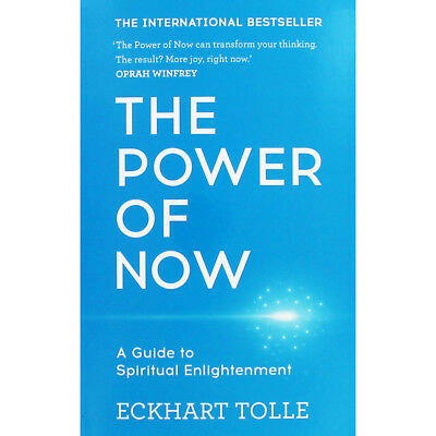 The Power Of Now - A Guide To Spiritual Enlightenment, Non Fiction Books, New