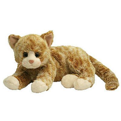 TY Classic Plush - COBBLER the Cat (10.5 inch) - MWMTs Stuffed Animal Toy