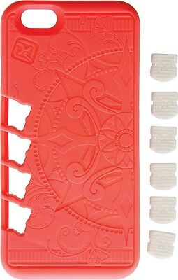 Klecker Knives--Stowaway EDC iPhone Case Coral