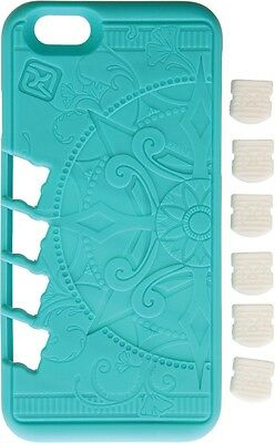 Klecker Knives--Stowaway EDC iPhone Case Teal