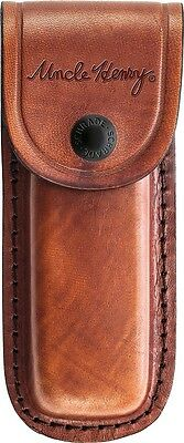 Schrade--Uncle Henry Leather Sheath