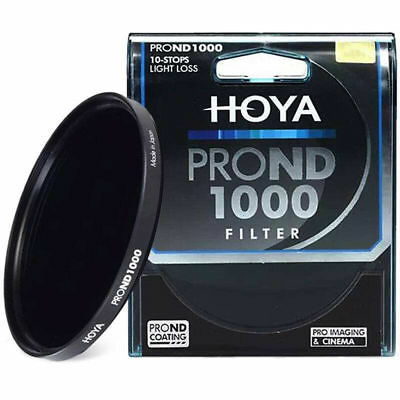 NEW Hoya 49mm PROND1000 XPD-49ND1000 Neutral Density Filter 49 MM 3.0ND 10-Stop