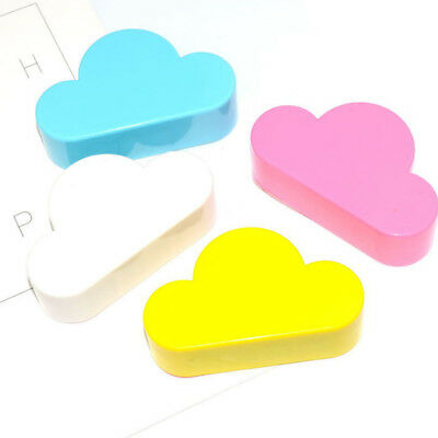 1PC Kits Lovely Cloud Shape Magnetic Key Hook Wall Hangers Holder Home Decor
