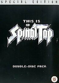 This Is Spinal Tap DVD (2000) Rob Reiner
