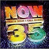 Various Artists : Now Thats What I Call Music! 35 CD FREE Shipping, Save £s