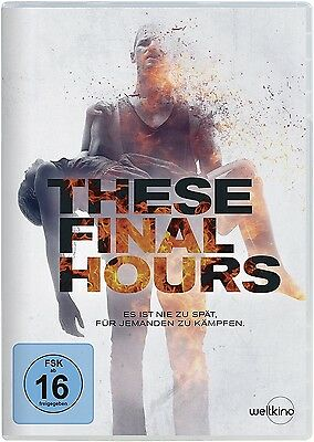 These Final Hours (Jessica De Gouw, Daniel Henshall, David Field,...)  Dvd Neu