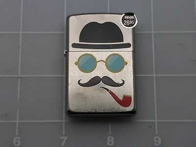 Judd's NEW Zippo Man Top Hat Smoking Pipe Lighter
