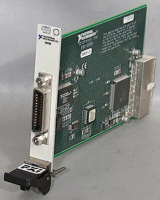 National Instruments PXI-GPIB IEEE 488 High-Performance Controller Board