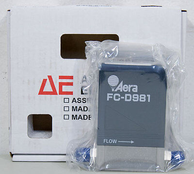 NEW Advanced Energy/Aera FC-D981SB H2 Mass Flow Controller MFC ASM 54-123806A38