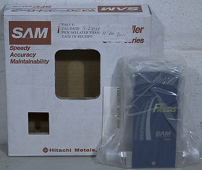 NEW Hitachi SAM SFC1482FPFMC-4VLN24 Mass Flow Controller Novellus 22-188118-00