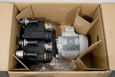 NEW Orion CBF2525-VVB-101 Oilless Rotary Vacuum Dry Pump & Blower Combination