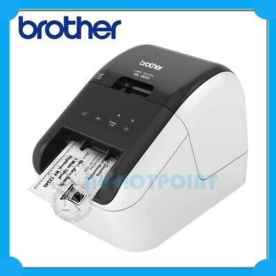 Brother QL-800 Professional USB Direct Thermal 62MM Label Printer+Auto Cutter
