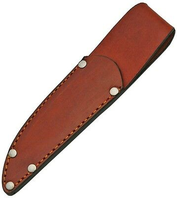 Pakistan--Brown Leather Sheath