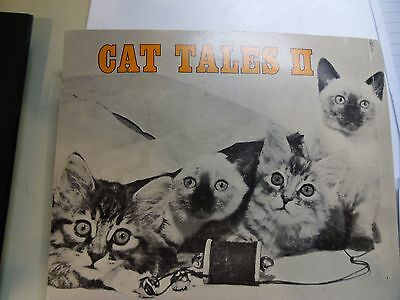 """Cat Story """"Cat Tales II""""  By Louise Hughes 1988"""