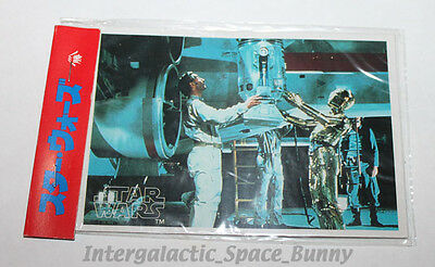 1978 Star Wars Japanese Yamakatsu Trading Cards Sealed Card Pack #5