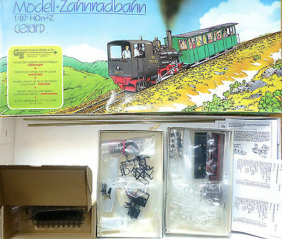 ÖBB Rack Railway Gerard kleinserie Rebuilt Kit h0n3z 1:87 ORIGINAL PACKAGING