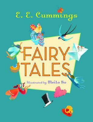 Fairy Tales by E.E. Cummings (English) Hardcover Book Free Shipping!