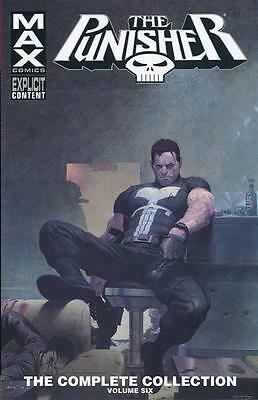 Punisher Max The Complete Collection Volume 6 Softcover Graphic Novel