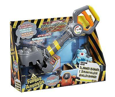 Fungus Amungus Slammer Hammer With Exclusive Funguy Figure