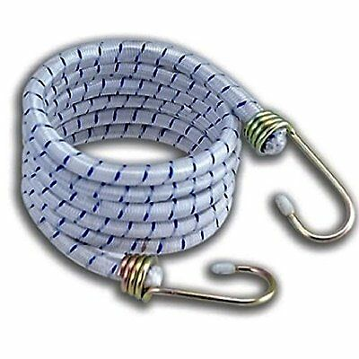 HOMEBAY Long Bungee Cord with Galvanized Steel Hooks New