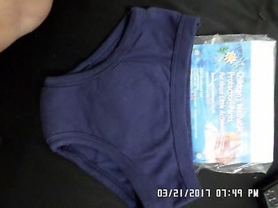 Upsey Daisy Washable protective incontinence pants Boys Large Bedwetting Store
