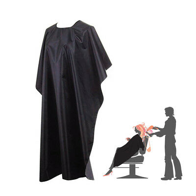 Professional Salon Hair Cutting Cloth Cape Barber Hairdressing Gown For Adult