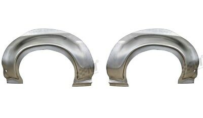 Ford Escort Mk1 Works Bubble Arches Steel Wide Arch FRONT Left and Right