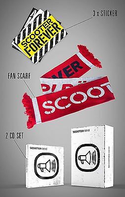 "Scooter ""scooter forever"" limited Deluxe-Box 2CD NEU Album 2017"
