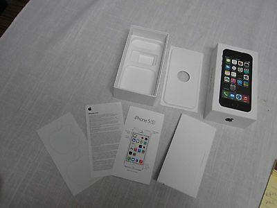 Apple iPhone 5x-16GB - Space Gray ***** BOX ONLY!*****