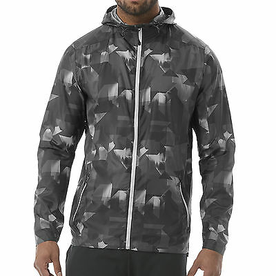 Asics fuzeX Packable Jacket Men's Running Functional breathable NEW