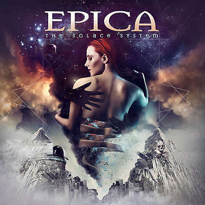 EPICA - The Solace System EP - Vinyl-LP - black Vinyl