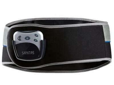 Sanitas Sem-51 Back Belt With 'tens' Device For Lower Back Pain Relief