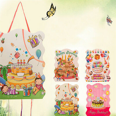 Children's Pinata Boys Girls Birthday Party Toy Home Party Decor Great Gift Bags