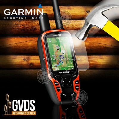 GVDS Explosion Proof Garmin Astro 900 430 320 Screen Protector Tempered Glass