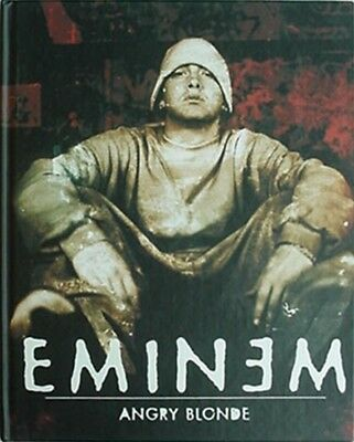 Eminem (Marshall Mathers),  2000 Book - Angry Blonde