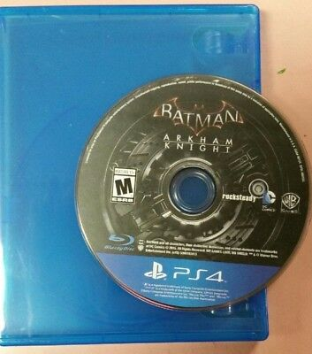 ham Batman: Arkham Knight (Playstation 4) PS4