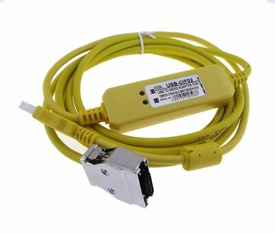 USB Programming Cable for Omron PLC CPM1A/2A CQM1 C200HE/HG/HX