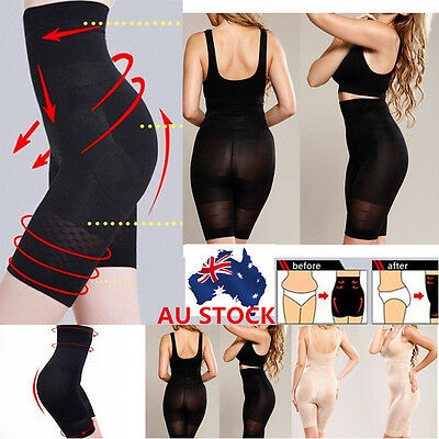 Women Shapewear Bodysuit & Pants Underwear Fat Burning Slim Shape Plus size
