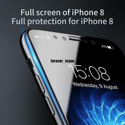 Anti-blue Tempered Glass Full Cover Screen Protector Soft Protection For iPhoneX