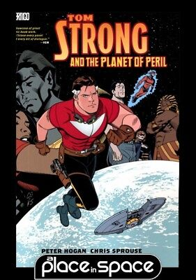 Tom Strong And The Planet Of Peril  - Softcover