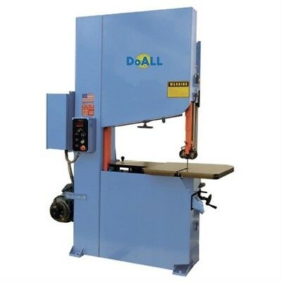 "New Doall 35 1/4"" High Velocity High Production Band Saw Model Zv-3620"