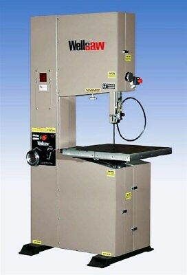 "WELLSAW 20"" x 24"" METAL WORKING VERTICAL BAND SAW ~ MODEL V-20-24 ~ NEW"
