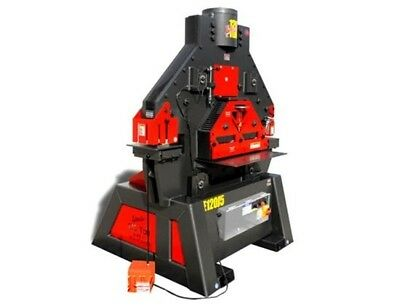 "Edwards Hydraulic 120 Ton Ironworker ""Jaws V"" Powerhouse - New!"