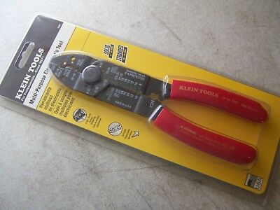 Klein Tools 1001 Multi-Purpose Electricians Tool Wire Striper USA MADE NEW