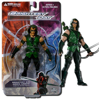 DC Direct Brightest Day Series 1 Green Arrow 6-Inch Action Figure