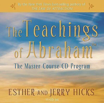 The Teachings Of Abraham, Hicks, Esther