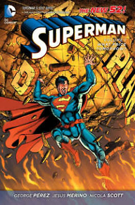 Superman Volume 1: What Price Tomorrow? TP (The New 52), George Perez