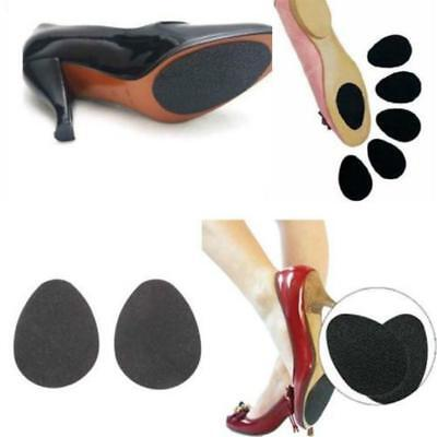 10x Anti-Slip Shoe Heel Sole Grip Protector Pads Non-Slip Cushion Replacement LC